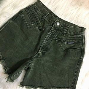 7dde8371850 Vintage high waisted shorts